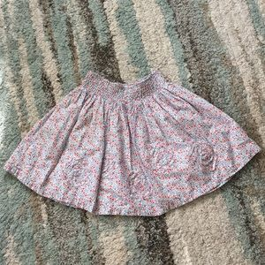 Children's Place Floral Skirt